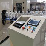 Máy chiết rót chất lỏng trọng lực chống ăn mòn tự động cho chất khử trùng mạnh 84