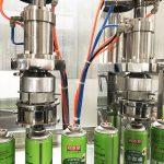 Bình xịt có thể làm đầy máy cho hộp khí butan