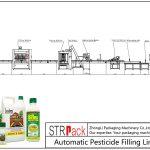 Dây chuyền chiết xuất thuốc trừ sâu tự động