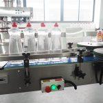 Làm sạch chất lỏng Máy chiết rót chai